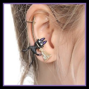 New! Her Universe Studio Ghibli KiKi's Ear Cuff